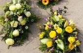 Gärtnerei / Blumenladen / Baumschule / Floristik Heiko Bertholdt aus Dresden Briesnitz - Trauerfloristik 2