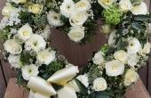Gärtnerei / Blumenladen / Baumschule / Floristik Heiko Bertholdt aus Dresden Briesnitz - Trauerfloristik 4